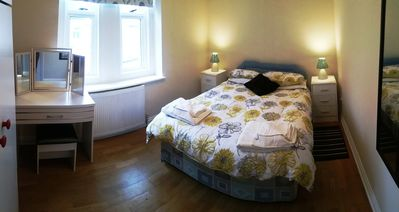 Photo for Luxurious First Floor 2 bedroom Apartment with Conwy Marina Views   Sleeps 6