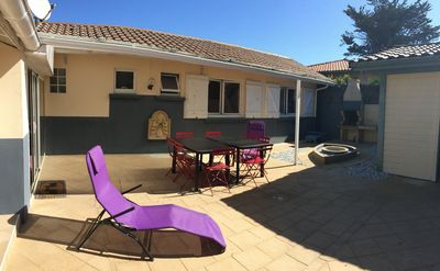 Photo for Villa 5 minutes walk to ocean beaches, forest and shops