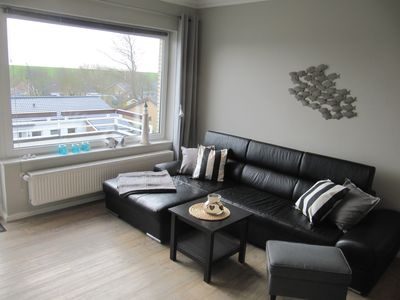 Photo for Modern apartment with sea views
