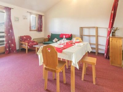 Photo for Apartment La Plagne Montalbert, 1 bedroom, 5 persons