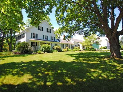 Photo for Beautiful Historic Farmhouse Situated On 3+ Acres Just 2 Miles From The Ocean