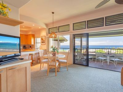 Photo for Upgraded bathrooms and kitchen, as well as gorgeous ocean views, makes for a vacation of ease and re