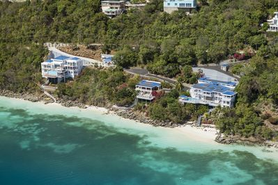 Sand Dollar, Little Sand Dollar & Sand Dollar Hideaway - 15 bedroom Suites