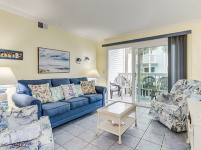 Photo for Recently Renovated Ocean view condo in small complex + FREE DAILY ACTIVITIES!