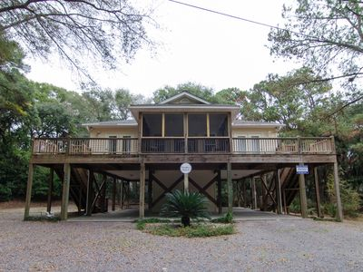 Photo for Morillo's Miracle - Comfy, Quiet Getaway Home on Edisto Beach