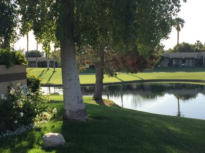 Photo for Quiet serene setting in gated community