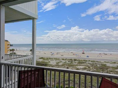 Photo for Easy Walk to Dining and Shops- Stunning Ocean Views!
