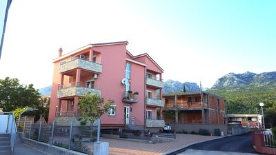 Photo for Apartment2+1-new,fully equipped. 30 meters from the sea! 1km from NP Paklenica