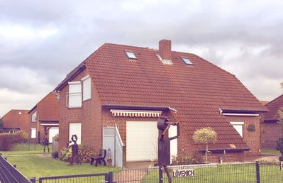 Photo for Modern semidetached house in central Norddeich
