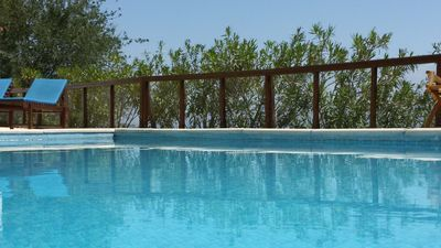 Photo for Kritou Terra Villa, Secluded Restored Farmhouse with Private Pool and Free Car