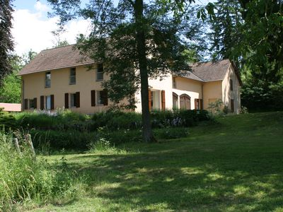 Photo for Burgundy, 270sqm , private swimming pool, 12 tenants, 6 BD and 3 Bathrooms