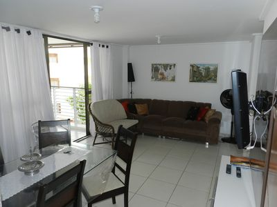 Photo for Apartment in João Pessoa, by the sea of Cabo Branco beach !!!