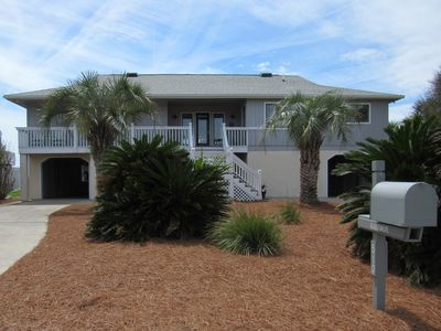 Photo for Ocean Front, Full Time Beach, Private Beach Access NO AMENITY CARDS AVAILABLE