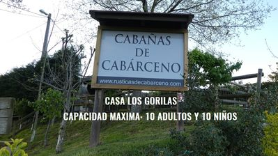 Photo for 8BR Cottage Vacation Rental in Tezanos Villacarriedo, Cantabria