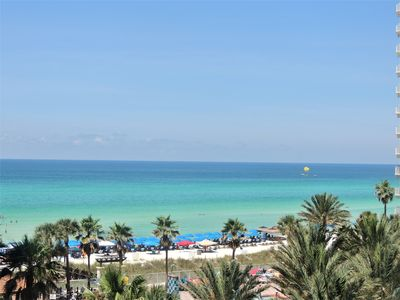 Photo for Gulf Front, 5th floor Unit with Spectacular View of the Gulf & Reserved Parking