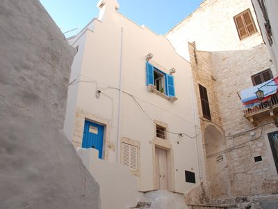 Photo for Characteristic apartment in the historical center of Ostuni / Apulia