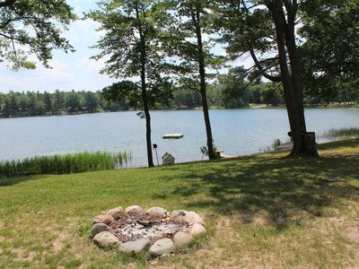 Photo for Waterfront Cottage w/ Sandy Beach - 20 minutes from Traverse City- WIFI included
