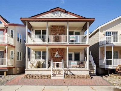 Photo for OCNJ - South end - 2nd Floor - Clean - Family Friendly - 600 feet to the Beach