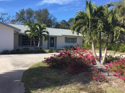 Photo for Charming vacation home close to Nokomis beach,Casey Key,Venice
