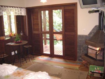 Charming and Cozy Chalet in Maringa Village - 1 suite