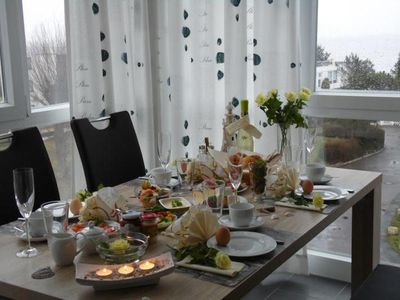 Photo for 4-star apartment (DTV) Großenbrode south beach, in 2 minutes to the Baltic Sea beach