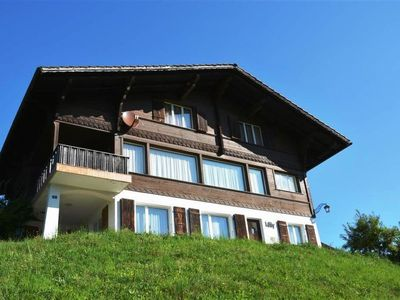 Photo for Apartment Kitty (Parterre)  in Schönried, Bernese Oberland - 4 persons, 2 bedrooms