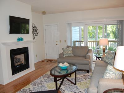 Photo for Golf course home close to marina and tennis courts