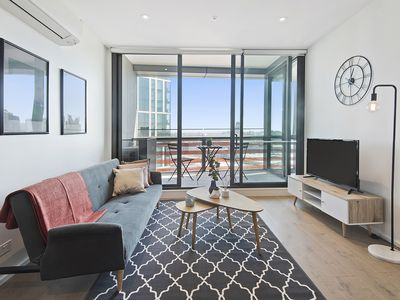 Photo for 2BR Apartment Vacation Rental in Docklands, VIC