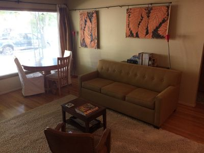 Photo for 2BR Apartment Vacation Rental in Portland, Oregon