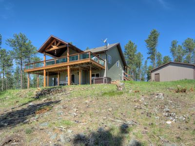 Photo for Cliffview Cabin is a dream come true for ATV riders!