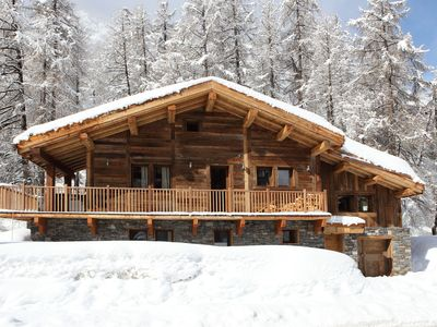 Photo for Chalet Madeleine - Pure Alpine Luxury
