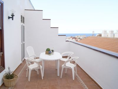 Photo for Apartment with terrace - in the center of the Port with free WIFI