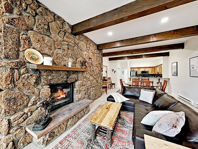Photo for New Listing Marketing: New Listing! Stylish Mountain Getaway w/ Pool & Hot Tu