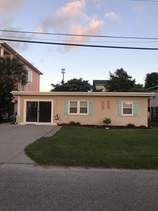 Photo for Beach Cottage by the SEA, w/ 2BR/2Bath. Fur Baby Friendly!!
