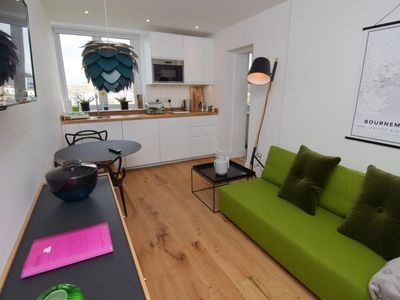 Photo for BOURNECOAST: MODERN FLAT IN THE HEART OF BOURNEMOUTH CENTRE NEAR BEACHES -FM6236