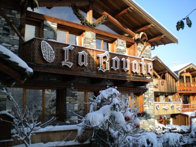 Photo for 9 room apartment 15 people at the foot of the slopes with mountain view - 9 Rooms 15 people