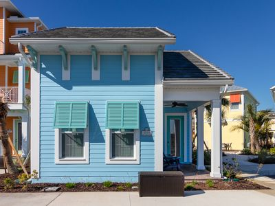 Photo for Margaritaville Resort Orlando - 1 bedroom/1 bath cottage - 3091 Key Lime Loop - Semi-Two Story