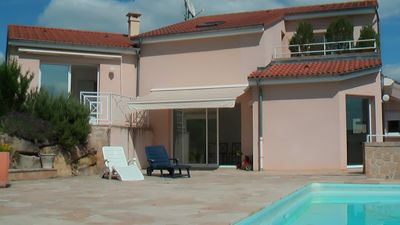 Photo for Villa with pool in Issoire