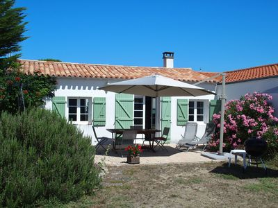 Photo for 5BR House Vacation Rental in St Clément des baleines