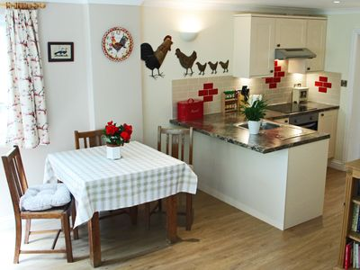 Photo for Pet-friendly Holiday Cabin in secluded rural idyll near the New Forest.
