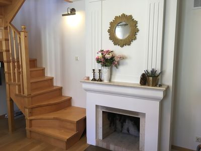 Photo for Newly refurbished, stylishly decorated and cosy palce to feel like home.