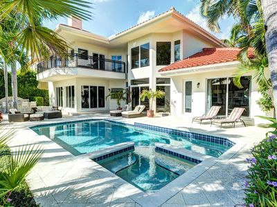 Photo for BRAND NEW - Beathtaking Waterfront Luxury in Delray Beach