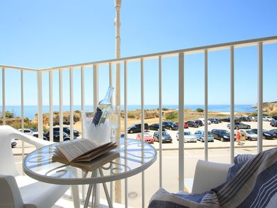 Photo for Beach Holidays apartment, fantastic sea views, Last minute discount 20% in June
