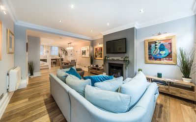 Photo for Boutique Mews House in Belgravia with AC