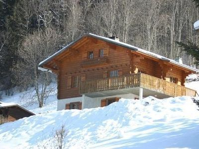 Photo for Chalet, comfortably in the picturesque village of the Alps, rated 4 stars.