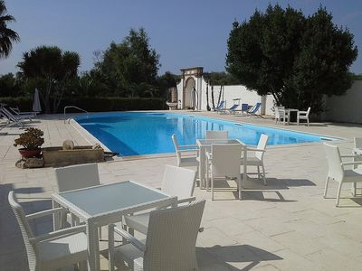 Photo for 4 bedroom Villa, sleeps 12 with Pool, Air Con and FREE WiFi