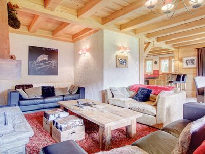Photo for 5BR Chalet Vacation Rental in Montriond, Haute-Savoie