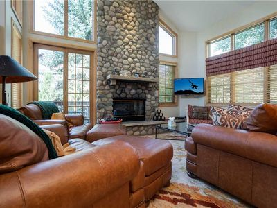Photo for Great Summer Location - Luxury Townhome Right On The Mountain.