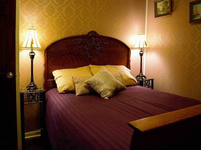 Photo for Waterlily Room at Carousel Bed and Breakfast