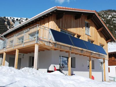 Photo for Apartment Tgèsa Pazzola Huonder  in Sedrun, Surselva - 5 persons, 2 bedrooms